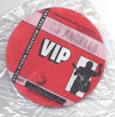 back stage pass 1989