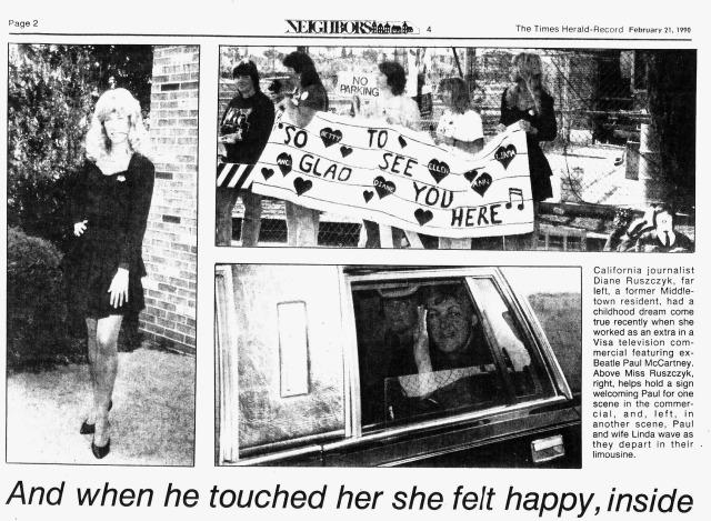 T.H. Record Feb. 1990