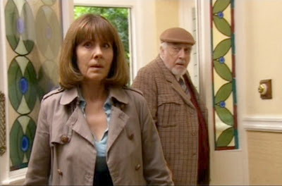98 The Sarah Jane Adventures - Enemy Of The Bane Sarah and Brigadier